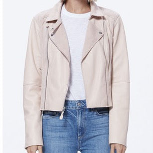 Paige Silvie Jacket- Muted Pink