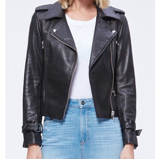Paige Rayven Leather Jacket