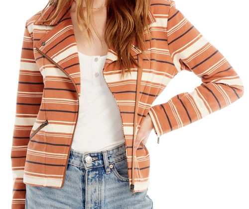 Striped Bondi Jacket