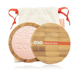 This image shows the ZAO Natural Organic Mineral Vegan Cruelty-Free (like Inika Bobbi Brown Nude for Nature) and Refillable Bamboo Makeup Australia Online Retail Store Highlighter - Shine up powder
