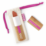 This image shows the ZAO Natural Organic Mineral Vegan Cruelty-Free (like Inika Bobbi Brown Nude for Nature) and Refillable Bamboo Makeup Australia Online Retail Store  Pearly Lipstick