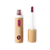 This image shows the ZAO Cosmetics and ZAO Natural Organic Mineral Vegan Cruelty-Free (like Inika, Bobbi Brown and Nude By Nature) and Refillable Bamboo Makeup Australia Online Retail Store Lip Polish - Bamboo Case Product Pearly Plum 032