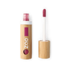 This image shows the ZAO Cosmetics and ZAO Natural Organic Mineral Vegan Cruelty-Free (like Inika, Bobbi Brown and Nude By Nature) and Refillable Bamboo Makeup Australia Online Retail Store Lip Polish - Bamboo Case Product Raspberry 035