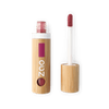 This image shows the ZAO Natural Organic Mineral Vegan Cruelty-Free (like Inika, Bobbi Brown and Nude By Nature) and Refillable Bamboo Makeup Australia Online Retail Store Lip Polish - Bamboo Case Product Cherry Red 036