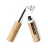 This image shows the ZAO Cosmetics and ZAO Natural Organic Mineral Vegan Cruelty-Free (like Inika, Bobbi Brown and Nude By Nature) and Refillable Bamboo Makeup Australia Online Retail Store Eyeliner - Bamboo Case Product Plum Brush Tip 074