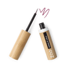 This image shows the ZAO Makeup  Eyeliner - Bamboo Case Product Plum Brush Tip 074