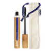 This image shows the ZAO Natural Organic Mineral Vegan Cruelty-Free (like Inika, Bobbi Brown and Nude By Nature) and Refillable Bamboo Makeup Australia Online Retail Store Aloe Vera Mascara - Bamboo Case Product Black 090