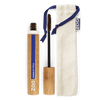 This image shows the ZAO Natural Organic Mineral Vegan Cruelty-Free (like Inika, Bobbi Brown and Nude By Nature) and Refillable Bamboo Makeup Australia Online Retail Store Aloe Vera Mascara - Bamboo Case Product Dark Brown 091