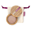 This image shows the ZAO Cosmetics and ZAO Natural Organic Mineral Vegan Cruelty-Free (like Inika, Bobbi Brown and Nude By Nature) and Refillable Bamboo Makeup Australia Online Retail Store Pearly Eyeshadow - Bamboo Case Product Bronze 106