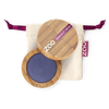 This image shows the ZAO Makeup  Pearly Eyeshadow - Bamboo Case Product Sapphire Blue 112