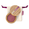 This image shows the ZAO Makeup  Pearly Eyeshadow - Bamboo Case Product Ruby Red 115