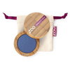 This image shows the ZAO Makeup  Pearly Eyeshadow - Bamboo Case Product Royal Blue 120