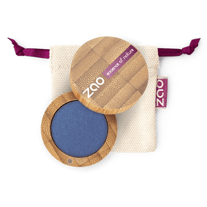 This image shows the ZAO Cosmetics and ZAO Natural Organic Mineral Vegan Cruelty-Free (like Inika, Bobbi Brown and Nude By Nature) and Refillable Bamboo Makeup Australia Online Retail Store Pearly Eyeshadow - Bamboo Case Product Pearly Ivory 121