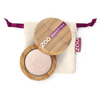 This image shows the ZAO Cosmetics and ZAO Natural Organic Mineral Vegan Cruelty-Free (like Inika, Bobbi Brown and Nude By Nature) and Refillable Bamboo Makeup Australia Online Retail Store Pearly Eeyshadow - Bamboo Case Gold 124