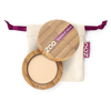 This image shows the ZAO Cosmetics and ZAO Natural Organic Mineral Vegan Cruelty-Free (like Inika, Bobbi Brown and Nude By Nature) and Refillable Bamboo Makeup Australia Online Retail Store Matt Eyeshadow - Bamboo Case Product Ivory 201