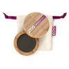 This image shows the ZAO Cosmetics and ZAO Natural Organic Mineral Vegan Cruelty-Free (like Inika, Bobbi Brown and Nude By Nature) and Refillable Bamboo Makeup Australia Online Retail Store Matt Eyeshadow - Bamboo Case Product Black 206