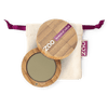 This image shows the ZAO Cosmetics and ZAO Natural Organic Mineral Vegan Cruelty-Free (like Inika, Bobbi Brown and Nude By Nature) and Refillable Bamboo Makeup Australia Online Retail Store Matt Eyeshadow - Bamboo Case Product Olive Green 207