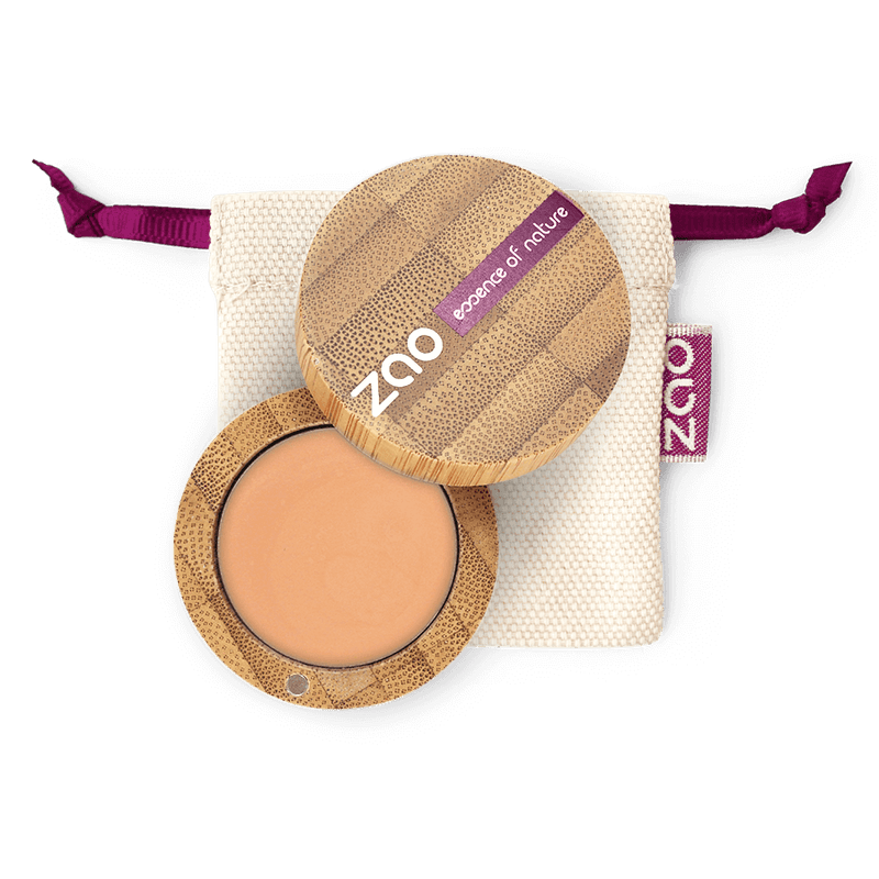 This image shows the ZAO Organic Vegan and Refillable Makeup Australia Online Retail Store Eye Primer 259 - Bamboo Case Product
