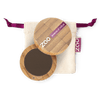 This image shows the ZAO Cosmetics and ZAO Natural Organic Mineral Vegan Cruelty-Free (like Inika, Bobbi Brown and Nude By Nature) and Refillable Bamboo Makeup Australia Online Retail Store Eyebrow Powder - Bamboo Case Product Brown 262