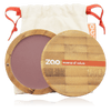 This image shows the ZAO Makeup  Blush - Bamboo Case Product Dark Purple 323