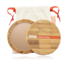 This image shows the ZAO Makeup  Bronzer - Mineral Cooked Powder - Bamboo Case Product Mattifying 346