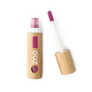 This image shows the ZAO Cosmetics and ZAO Natural Organic Mineral Vegan Cruelty-Free (like Inika Bobbi Brown Nude for Nature) and Refillable Bamboo Makeup Australia Online Retail Store Lip Ink Tango 440 Full Bamboo Product – No pouch