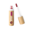 This image shows the ZAO Cosmetics and ZAO Natural Organic Mineral Vegan Cruelty-Free (like Inika Bobbi Brown Nude for Nature) and Refillable Bamboo Makeup Australia Online Retail Store Lip Ink Emma 441 Full Bamboo Product & Pouch