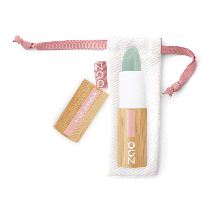 This image shows the ZAO Organic Vegan and Refillable Makeup Australia Online Retail Store Lip Scrub - Bamboo Case Product