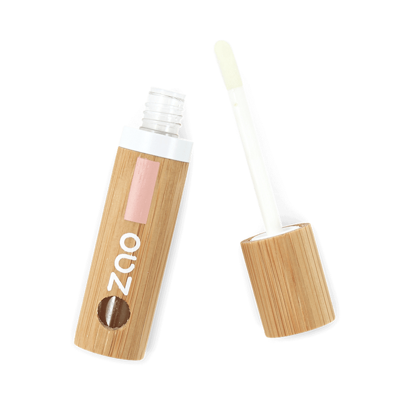 This image shows the ZAO Organic Vegan and Refillable Makeup Australia Online Retail Store Lip Care Oil - Bamboo Case Product