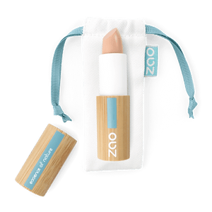 This image shows the ZAO Makeup  Concealer - Corrector - Bamboo Case Product Brown Pink 493