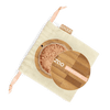 This image shows the ZAO Cosmetics and ZAO Natural Organic Mineral Vegan Cruelty-Free (like Inika, Bobbi Brown and Nude By Nature) and Refillable Bamboo Makeup Australia Online Retail Store Loose Powder - Mineral Silk Foundation - Bamboo Case Product Sand Beige 509