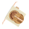 This image shows the ZAO Cosmetics and ZAO Natural Organic Mineral Vegan Cruelty-Free (like Inika, Bobbi Brown and Nude By Nature) and Refillable Bamboo Makeup Australia Online Retail Store Loose Powder - Mineral Silk Foundation - Bamboo Case Product Coffee Beige 505