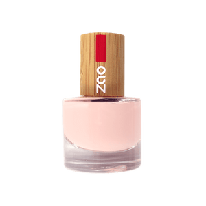 This image shows the ZAO Cosmetics and ZAO Natural Organic Mineral Vegan Cruelty-Free (like Inika, Bobbi Brown and Nude By Nature) and Refillable Bamboo Makeup Australia Online Retail Store French Manicure Beige 642