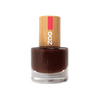 This image shows the ZAO Cosmetics and ZAO Natural Organic Mineral Vegan Cruelty-Free (like Inika, Bobbi Brown and Nude By Nature) and Refillable Bamboo Makeup Australia Online Retail Store Nail Polish Cocoa 645
