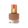 This image shows the ZAO Cosmetics and ZAO Natural Organic Mineral Vegan Cruelty-Free (like Inika, Bobbi Brown and Nude By Nature) and Refillable Bamboo Makeup Australia Online Retail Store Nail Polish Hazel Brown 646