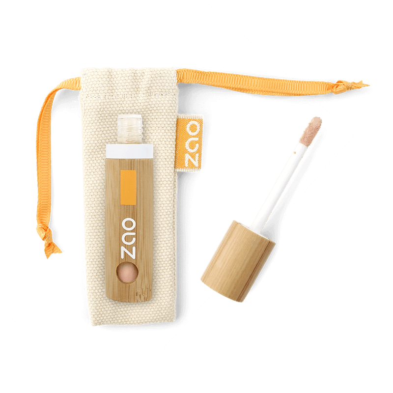 This image shows the ZAO Makeup  Light Touch Complexion - Bamboo Case Product Pinky 721