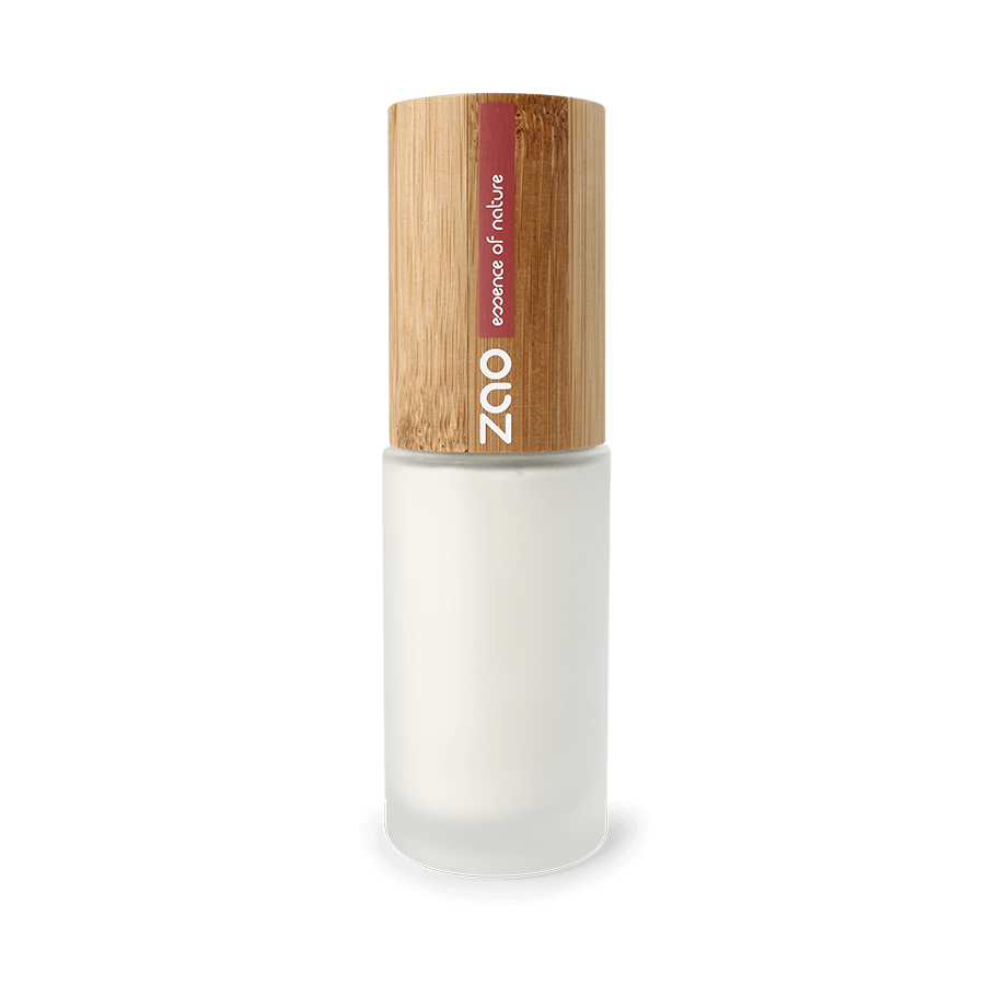 This image shows the ZAO Makeup  Mattiffying Primer - Sublim Soft 750 - Bamboo Case Product