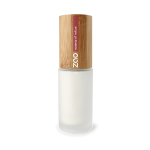 This image shows the ZAO Cosmetics and ZAO Natural Organic Mineral Vegan Cruelty-Free (like Inika, Bobbi Brown and Nude By Nature) and Refillable Bamboo Makeup Australia Online Retail Store Mattiffying Primer - Sublim Soft 750 - Bamboo Case Product
