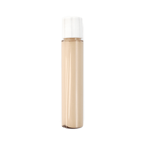 This image shows the ZAO Cosmetics and ZAO Natural Organic Mineral Vegan Cruelty-Free (like Inika, Bobbi Brown and Nude By Nature) and Refillable Bamboo Makeup Australia Online Retail Store Light Touch Complexion - Refill Sand 722