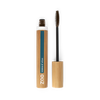 This image shows the ZAO Cosmetics and ZAO Natural Organic Mineral Vegan Cruelty-Free (like Inika, Bobbi Brown and Nude By Nature) and Refillable Bamboo Makeup Australia Online Retail Store Volume and Sheathing Mascara Cocoa 086