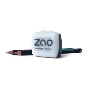 This image shows the ZAO Natural Organic Mineral Vegan Cruelty-Free (like Inika, Bobbi Brown and Nude By Nature) and Refillable Bamboo Makeup Australia Online Retail Store Pencil Sharpener