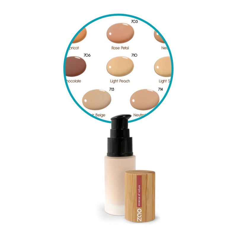 Sample - Silk Foundation