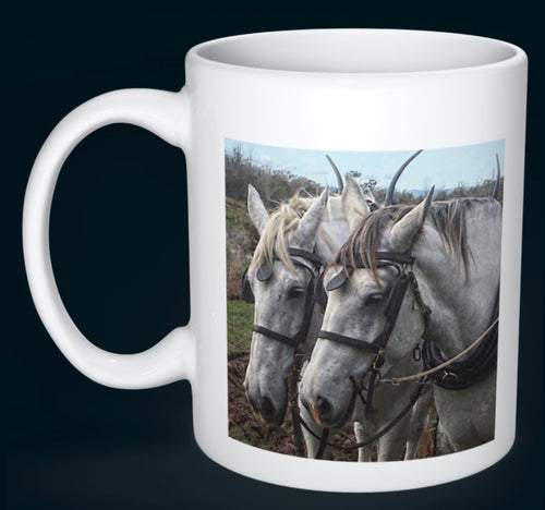Coffee Mug - Percheron