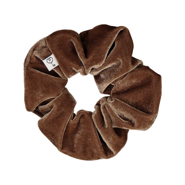 Velour Scrunchie XL, Hazel