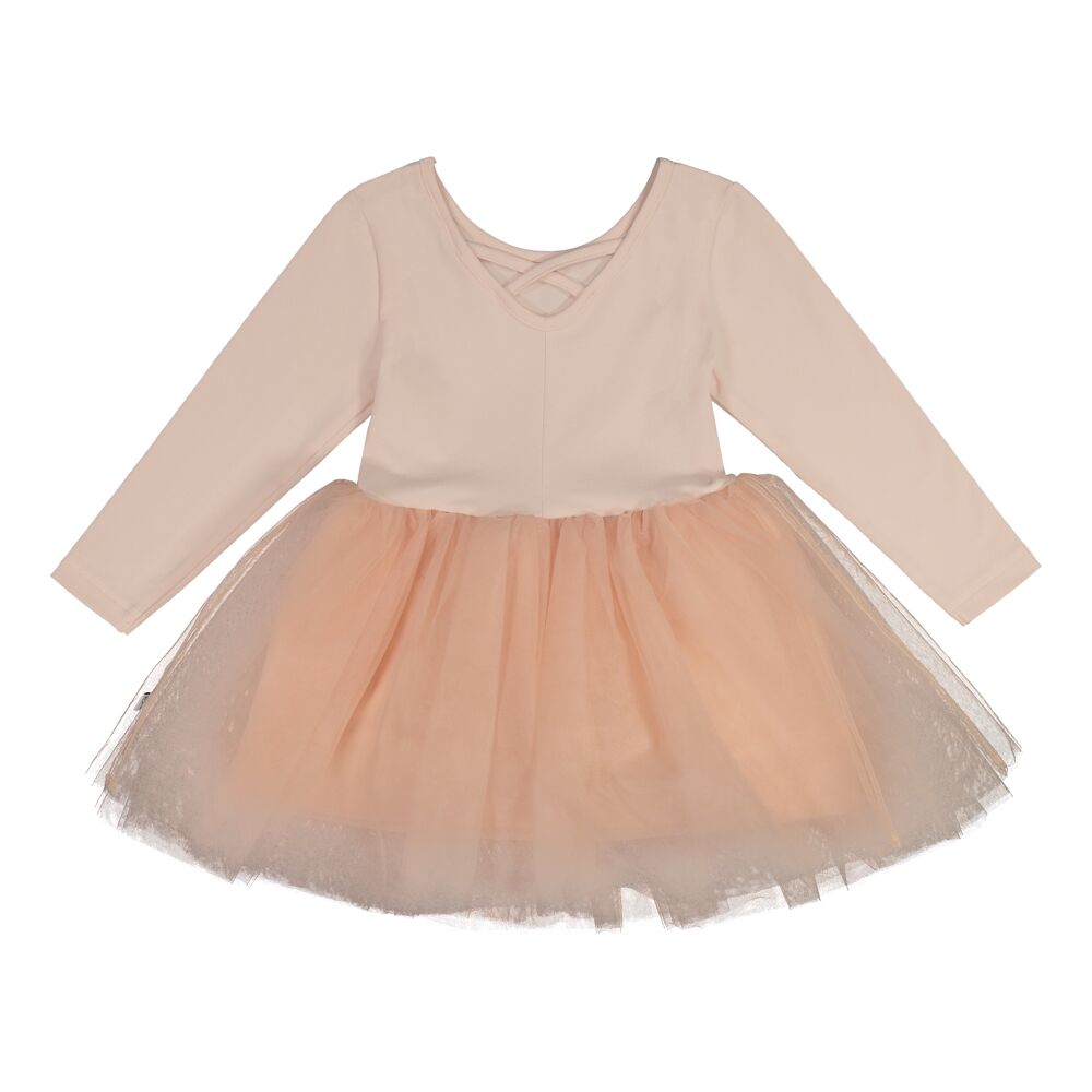 GISELLE Dress, Blush