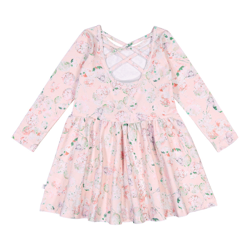 BEATRICE Dress, Palmarel Rosa