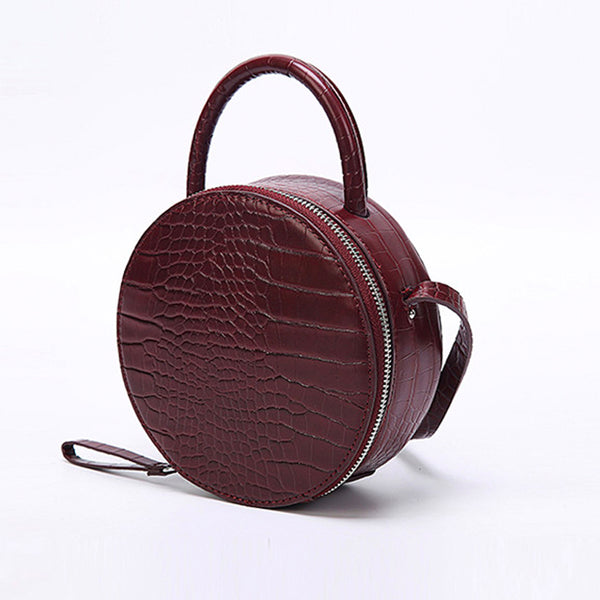 Myra Crocodile Handbag