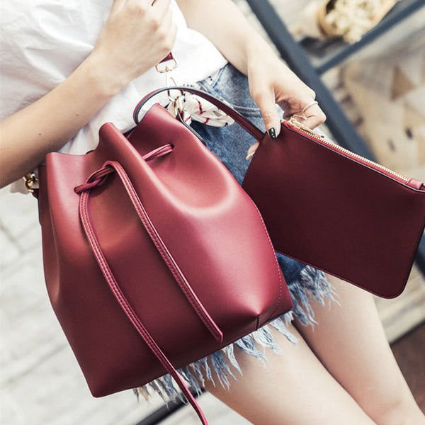 Adeline Bucket Bag