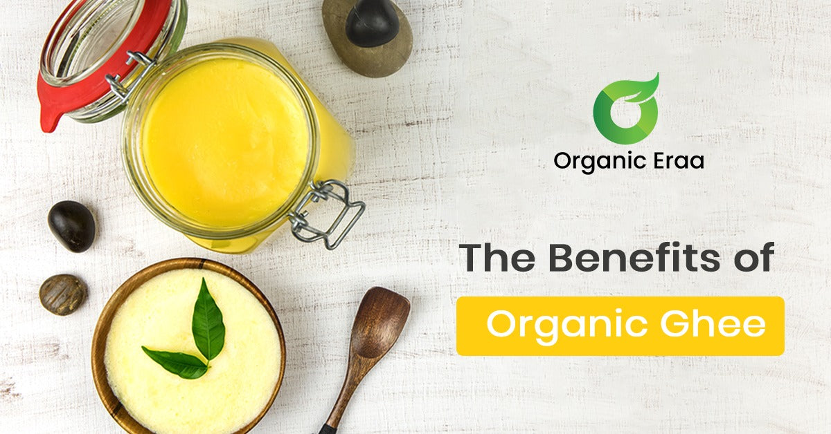 The Benefits of Organic Ghee