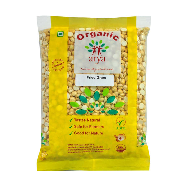 Arya Fried Gram, 500g